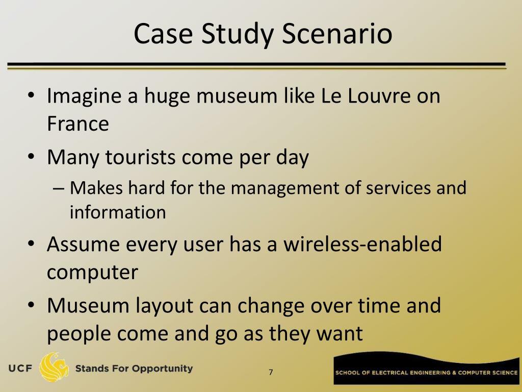 Case Study Scenario