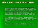ieee 802 11b standard