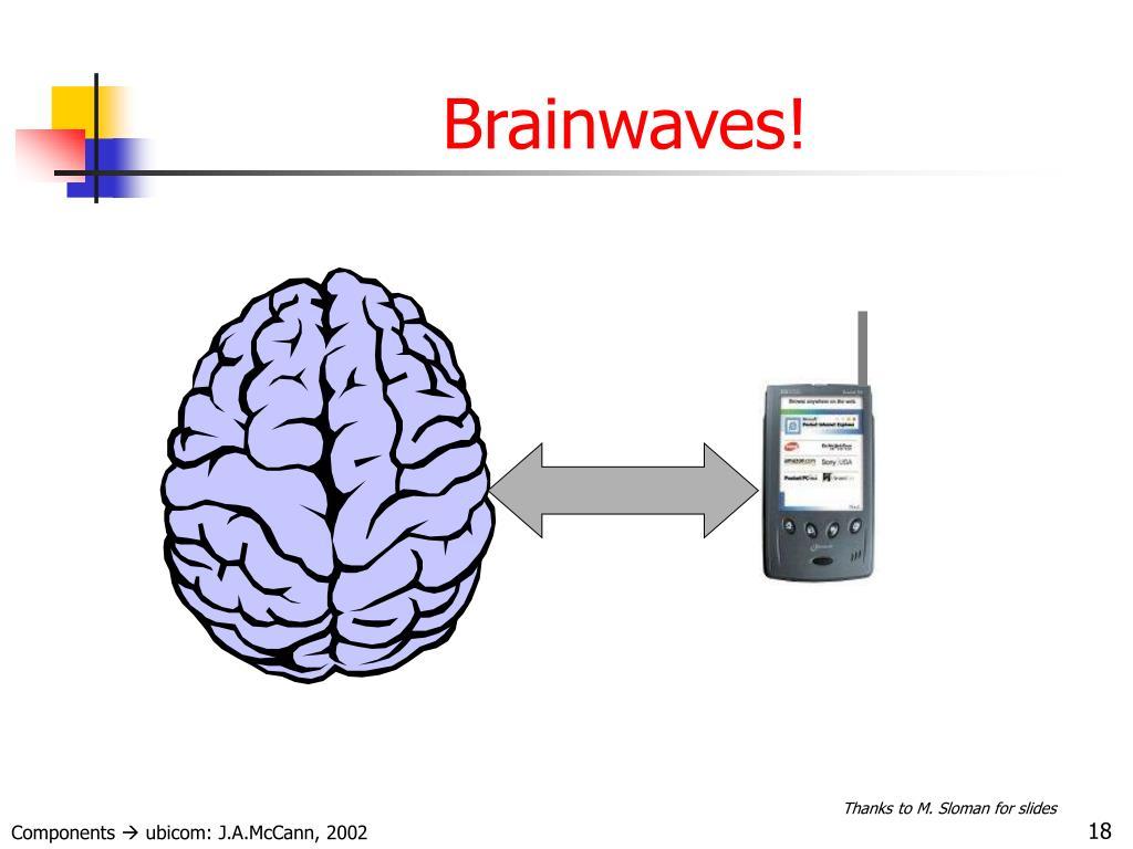 Brainwaves!