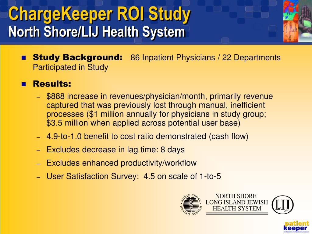 ChargeKeeper ROI Study