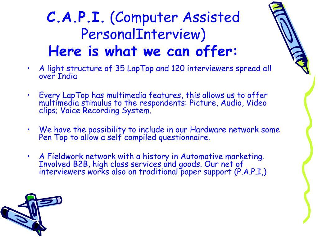 C.A.P.I.
