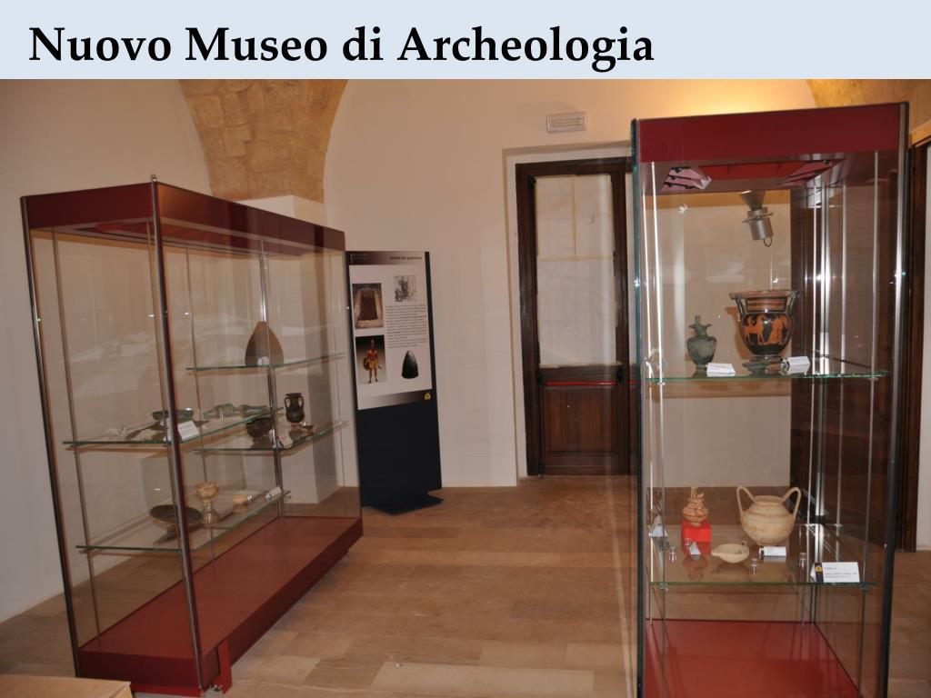 Nuovo Museo di Archeologia