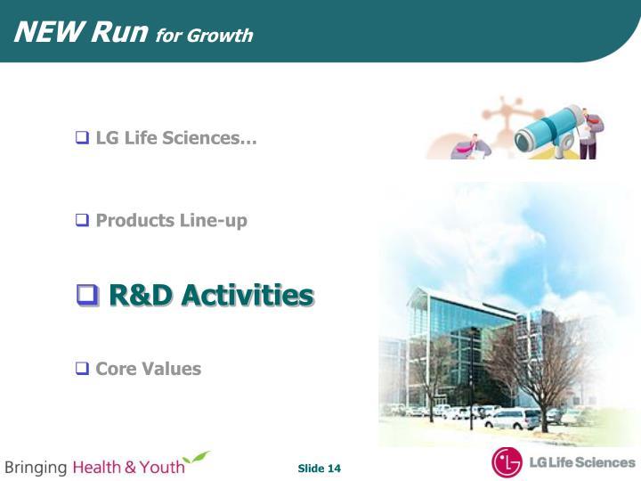 LG Life Sciences…