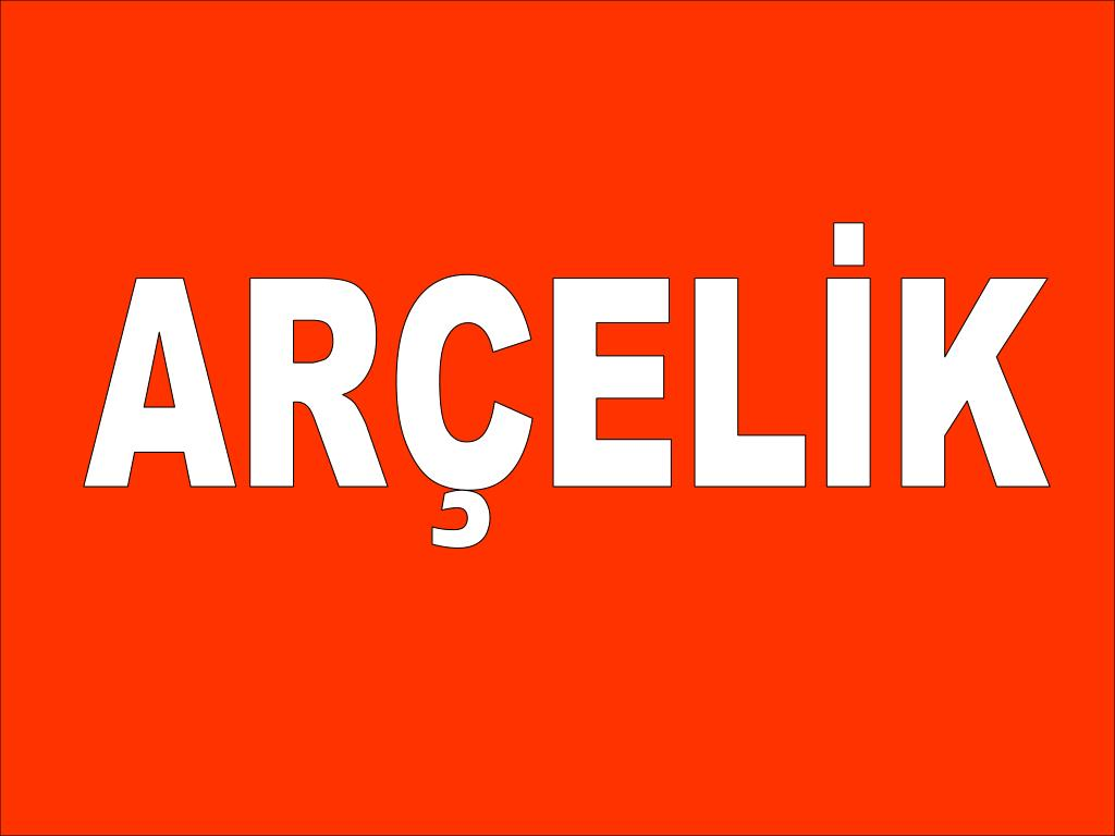 ARÇELİK