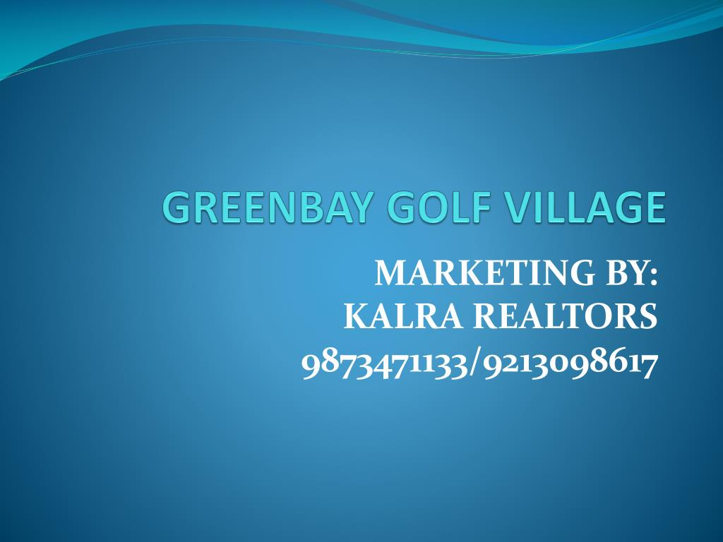 GREENBAY GOLF VILLAGE