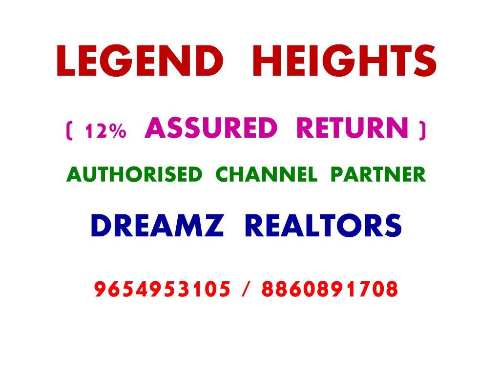LEGEND  HEIGHTS