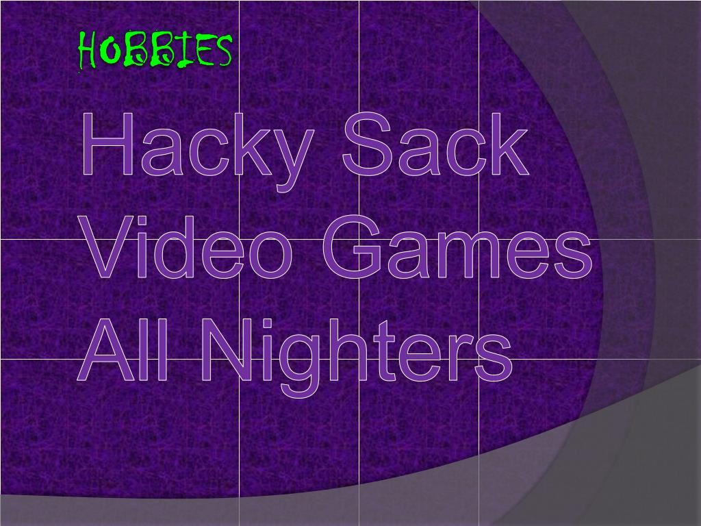Hacky Sack