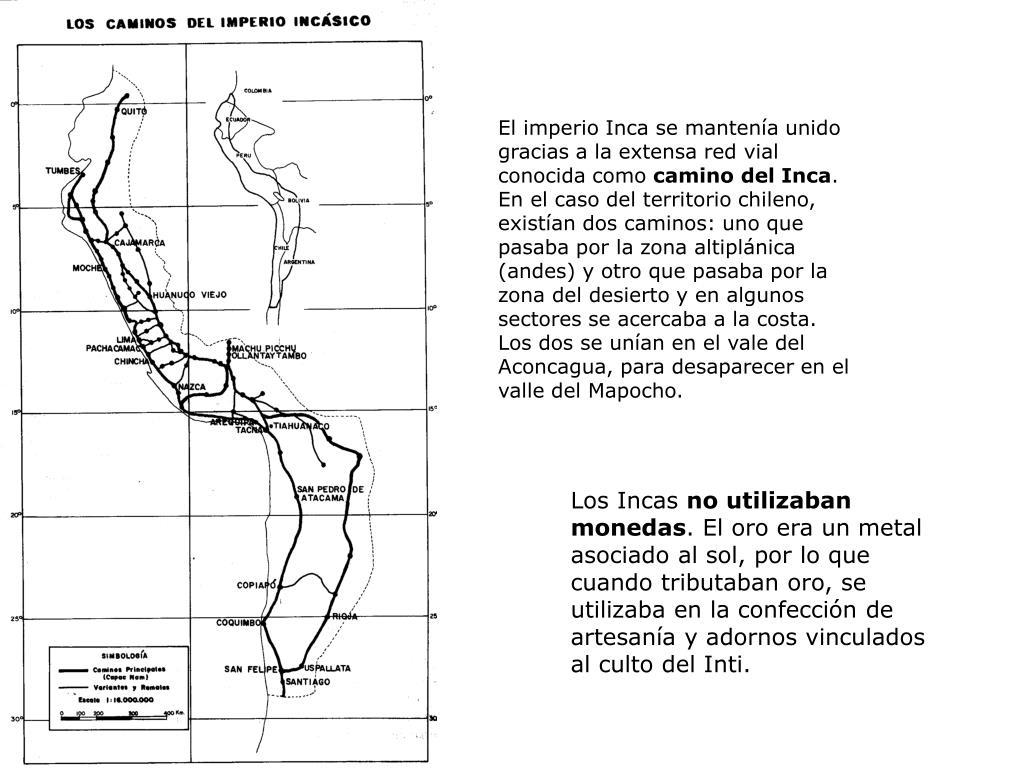 El imperio Inca se mantenía unido gracias a la extensa red vial conocida como
