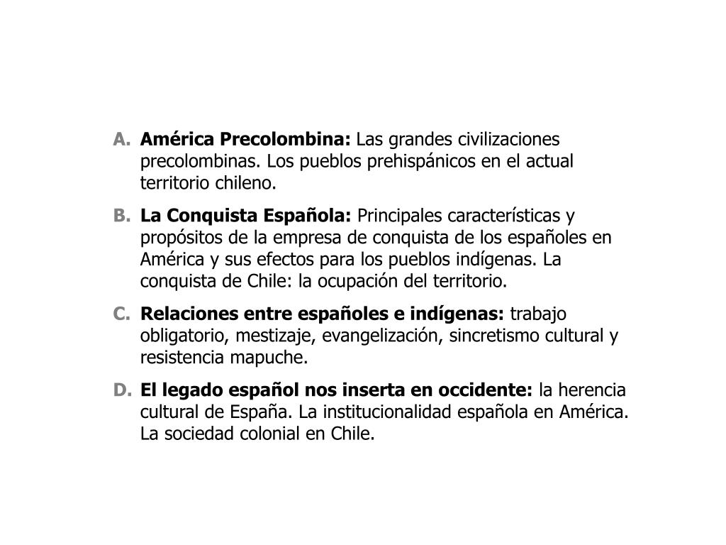 América Precolombina: