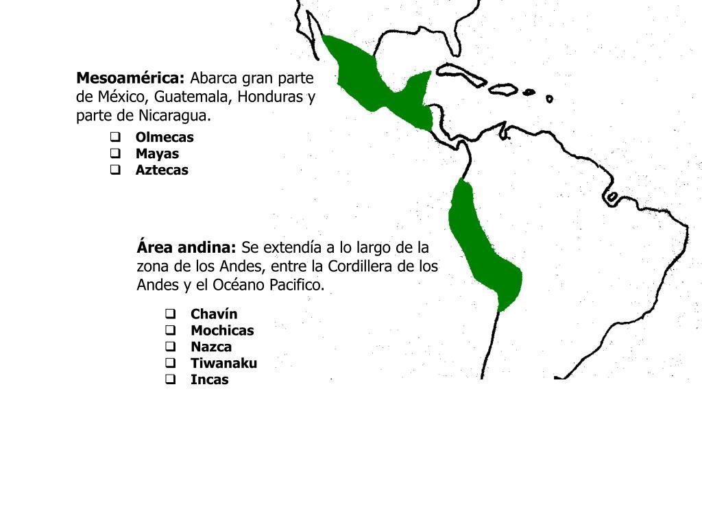 Mesoamérica:
