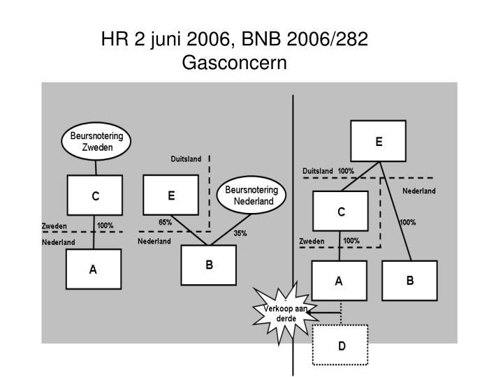 HR 2 juni 2006, BNB 2006/282