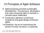 12 principles of agile software3