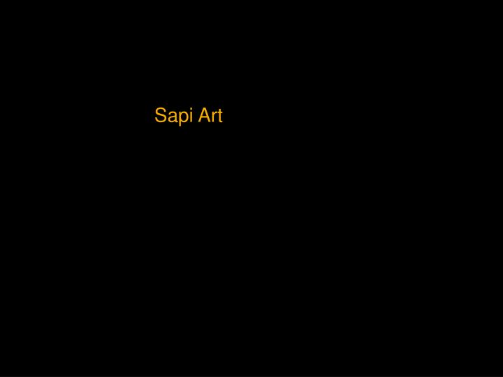 Sapi Art
