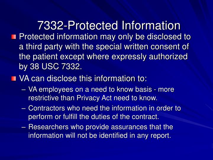 7332-Protected Information