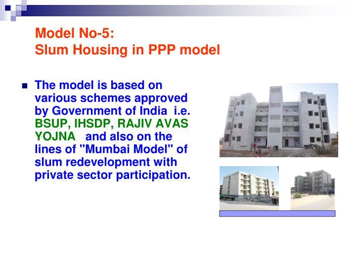 Model No-5: