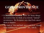 god s providence13