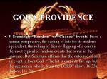 god s providence18