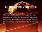 god s providence21