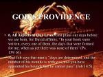 god s providence24