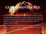 god s providence27
