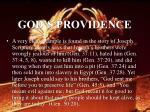 god s providence31