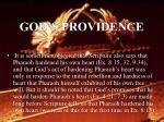 god s providence33