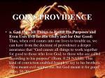 god s providence42
