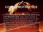 god s providence44