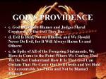 god s providence48