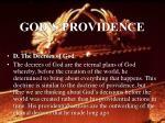 god s providence57
