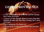 god s providence61