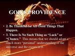 god s providence65