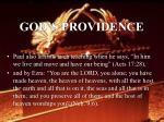 god s providence7