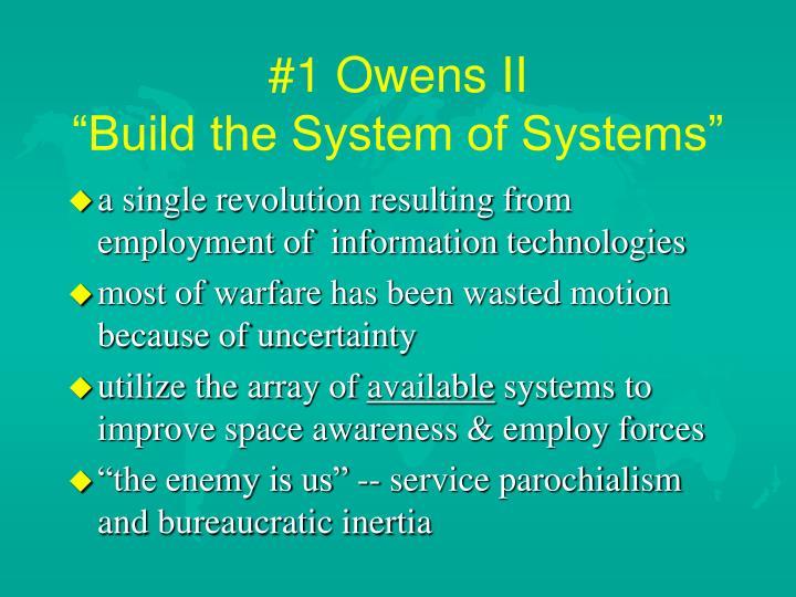 #1 Owens II