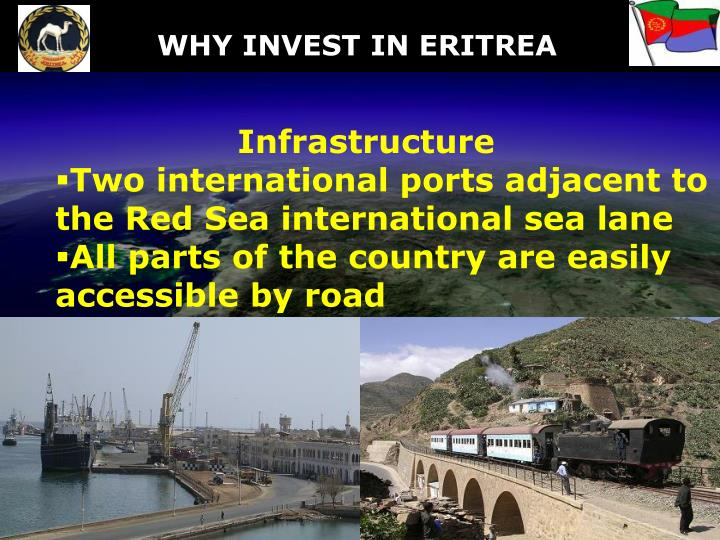 WHY INVEST IN ERITREA