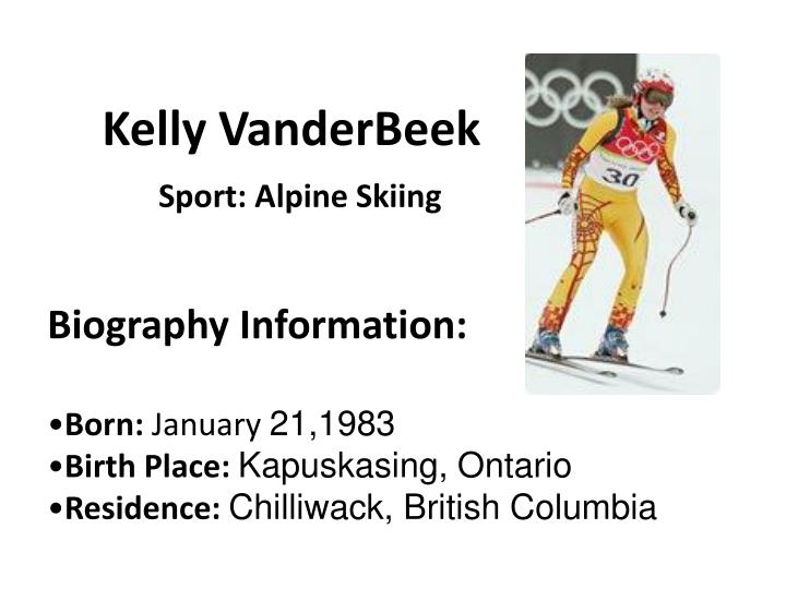 Kelly VanderBeek