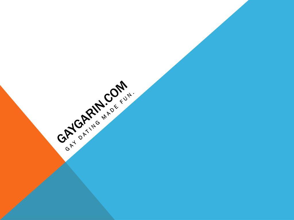 Gaygarin.com