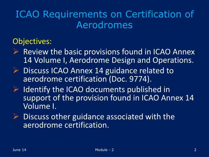 icao annex 14 aerodromes volume 1 pdf