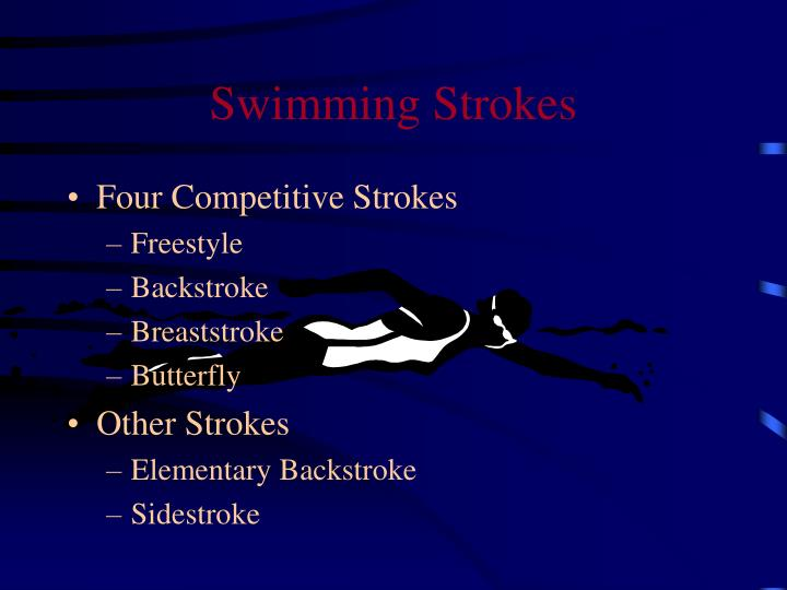 Swimming Strokes