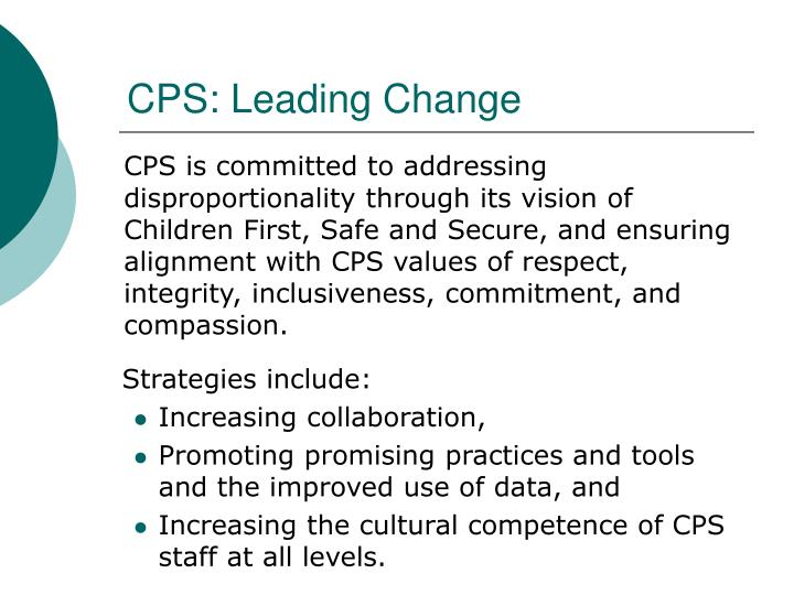 CPS: Leading Change