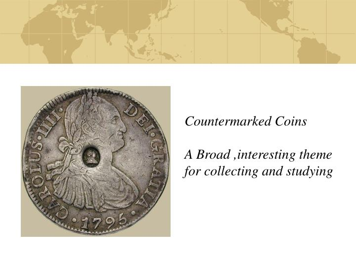 Countermarked Coins