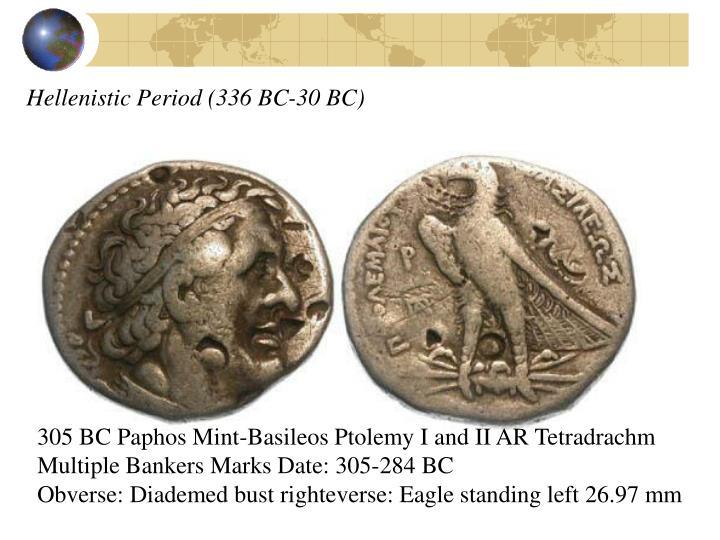Hellenistic Period (336 BC-30 BC)