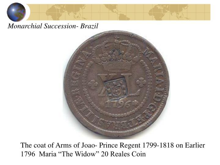 Monarchial Succession- Brazil