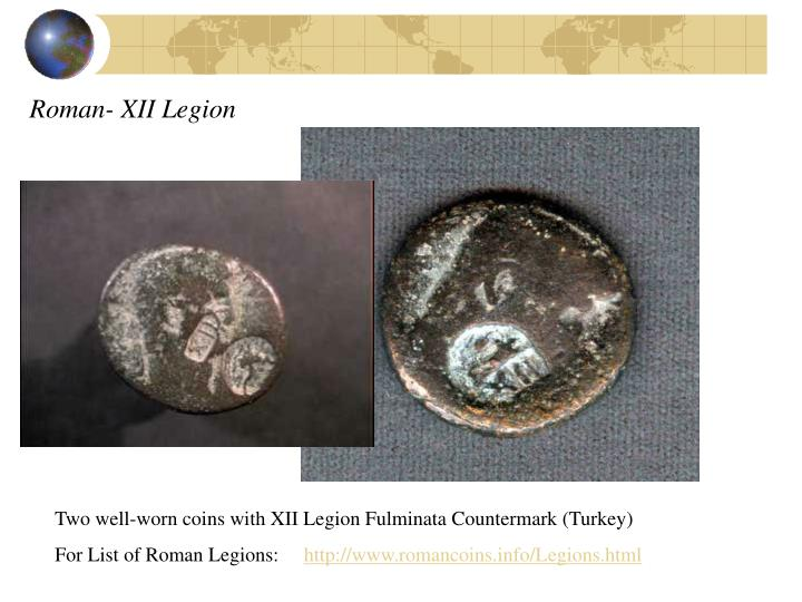Roman- XII Legion