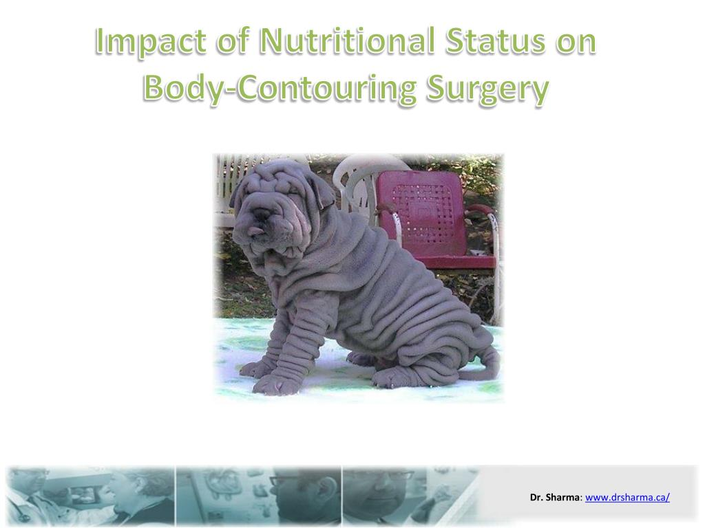 Impact of Nutritional Status on Body-Contouring Surgery