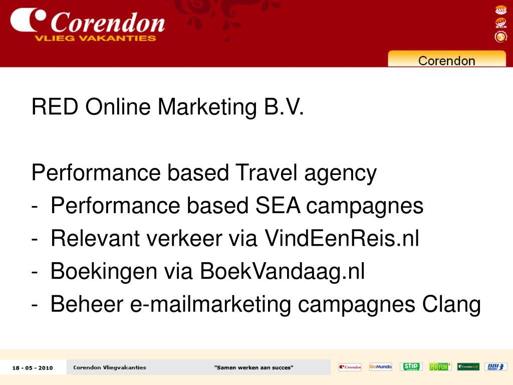 RED Online Marketing B.V.