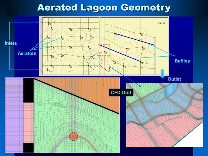 Aerated Lagoon Geometry