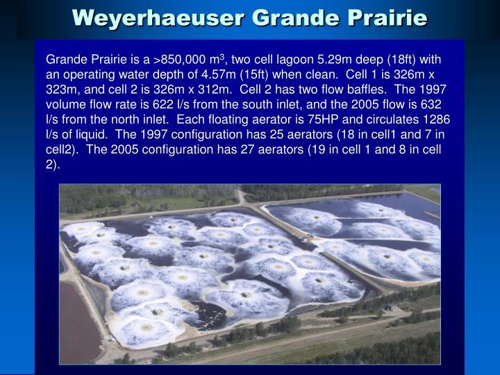 Weyerhaeuser Grande Prairie