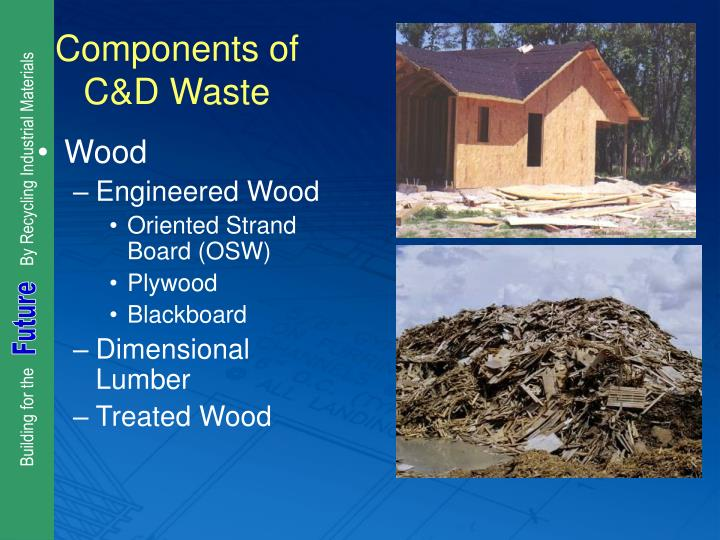 Components of C&D Waste