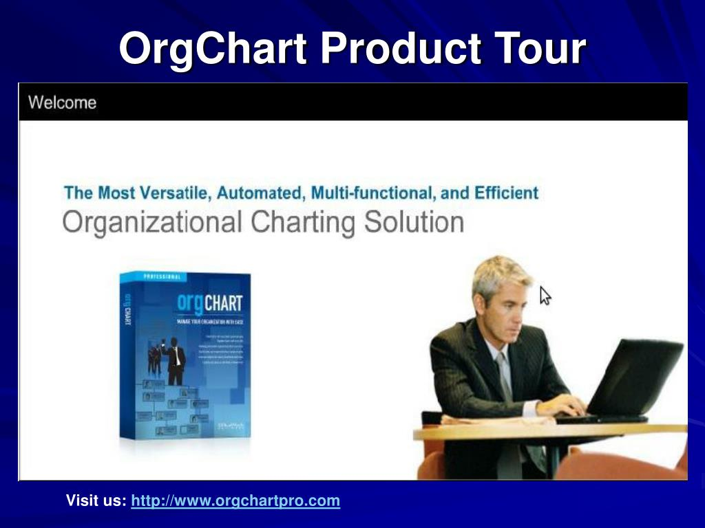 OrgChart Product Tour
